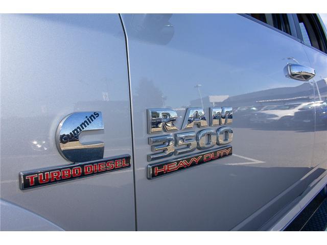 2017 RAM 3500 Laramie (Stk: EE898650) in Surrey - Image 19 of 30