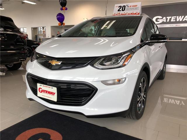 2019 Chevrolet Bolt EV Premier (Stk: 100730) in BRAMPTON - Image 1 of 5
