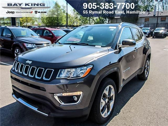 2018 Jeep Compass Limited (Stk: 187689) in Hamilton - Image 1 of 22