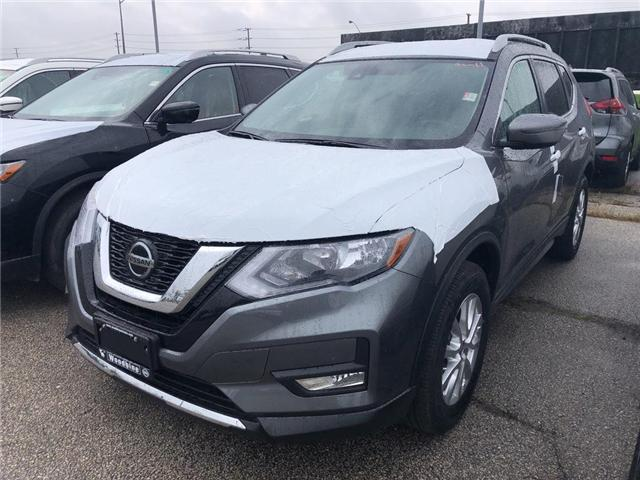 2019 Nissan Rogue SV (Stk: RO19-001) in Etobicoke - Image 1 of 5