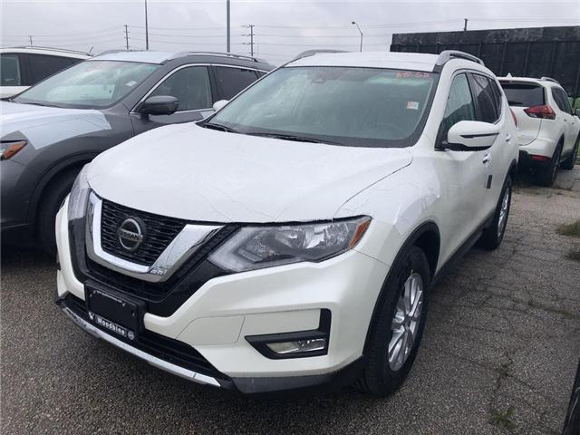 2019 Nissan Rogue SV (Stk: RO19-003) in Etobicoke - Image 1 of 5