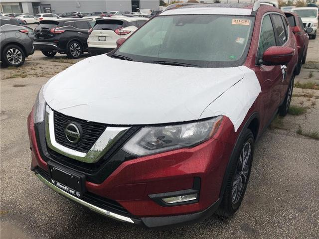 2019 Nissan Rogue SV (Stk: RO19-005) in Etobicoke - Image 1 of 5