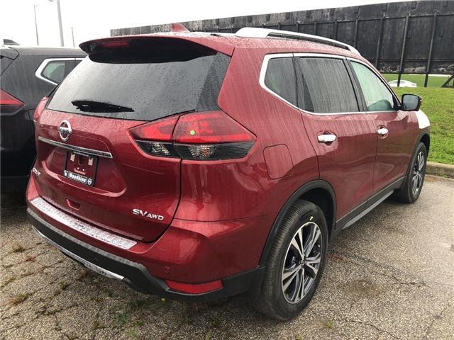 2019 Nissan Rogue SV (Stk: RO19-005) in Etobicoke - Image 5 of 5