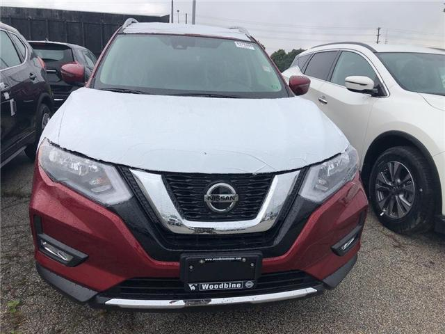 2019 Nissan Rogue SV (Stk: RO19-011) in Etobicoke - Image 2 of 5