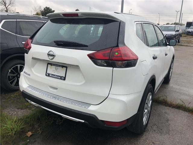 2019 Nissan Rogue S (Stk: RO19-009) in Etobicoke - Image 4 of 5