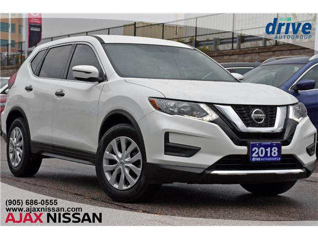 2018 Nissan Rogue S (Stk: P3974) in Ajax - Image 1 of 22