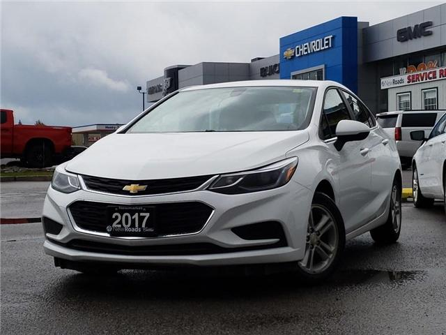 2017 Chevrolet Cruze LT Auto (Stk: N12954) in Newmarket - Image 1 of 18