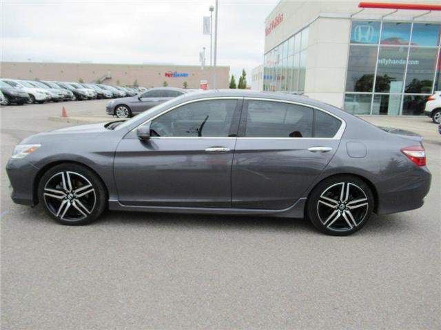 2017 Honda Accord Touring V6, FREE WARRANTY! (Stk: 8504796A) in Brampton - Image 2 of 29