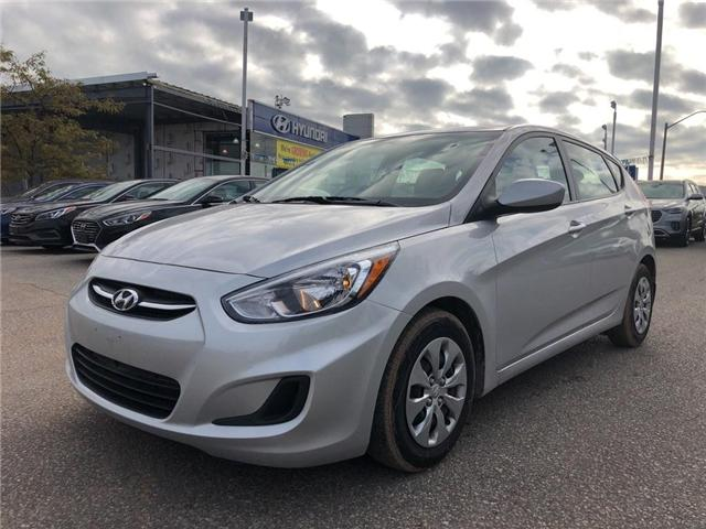 2017 Hyundai Accent GL (Stk: KMHCT5) in Brampton - Image 1 of 14