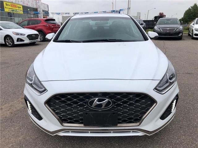 2018 Hyundai Sonata Sport (Stk: 5NPE34) in Brampton - Image 2 of 21