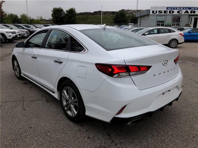 2018 Hyundai Sonata Sport (Stk: 5NPE34) in Brampton - Image 9 of 21
