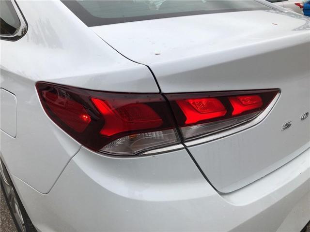 2018 Hyundai Sonata Sport (Stk: 5NPE34) in Brampton - Image 10 of 21