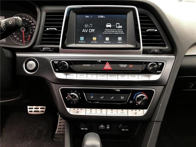 2018 Hyundai Sonata Sport (Stk: 5NPE34) in Brampton - Image 16 of 21