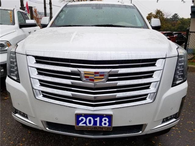 2018 Cadillac Escalade EXT PLATINUM AS NEW YOU SEE IT/LOW (Stk: op9848) in Mississauga - Image 2 of 24
