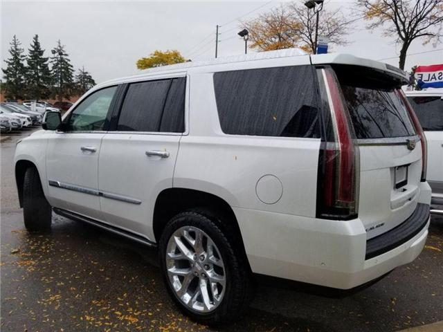 2018 Cadillac Escalade EXT PLATINUM AS NEW YOU SEE IT/LOW (Stk: op9848) in Mississauga - Image 5 of 24