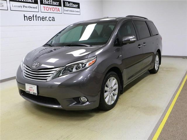 2017 Toyota Sienna XLE 7 Passenger (Stk: 186199) in Kitchener - Image 1 of 30