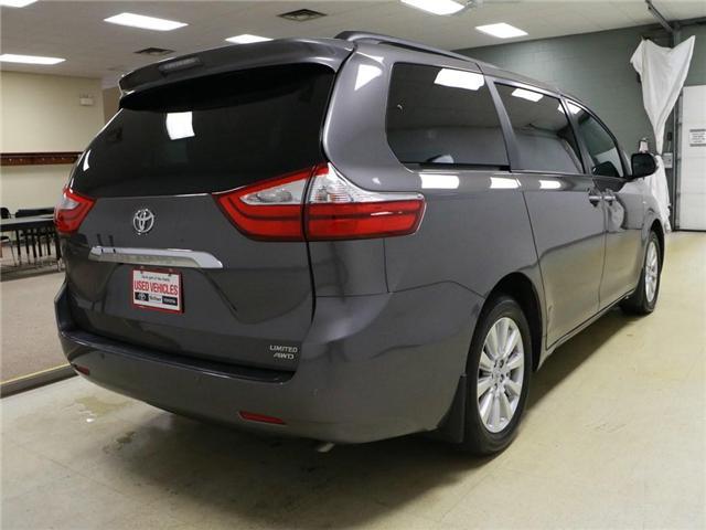 2017 Toyota Sienna XLE 7 Passenger (Stk: 186199) in Kitchener - Image 3 of 30