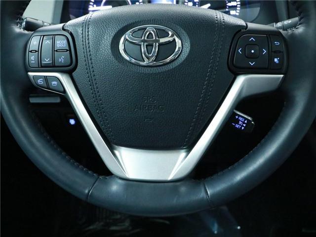 2017 Toyota Sienna XLE 7 Passenger (Stk: 186199) in Kitchener - Image 11 of 30