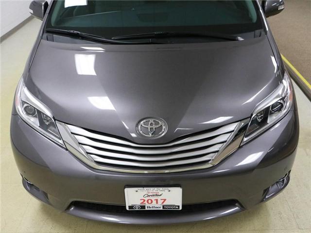 2017 Toyota Sienna XLE 7 Passenger (Stk: 186199) in Kitchener - Image 30 of 30