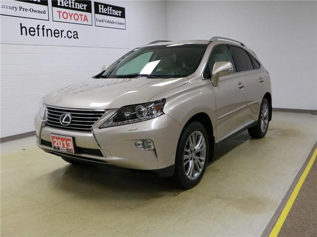 2013 Lexus RX 350  (Stk: 187283) in Kitchener - Image 1 of 29