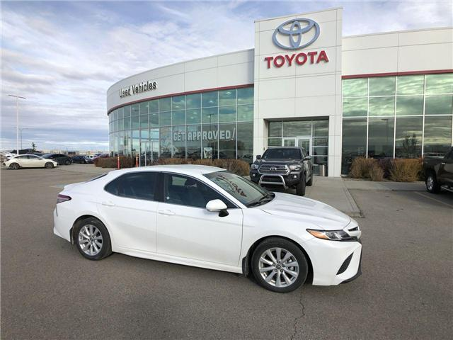 2018 Toyota Camry SE Upgrade Package (Stk: 284245) in Calgary - Image 1 of 15