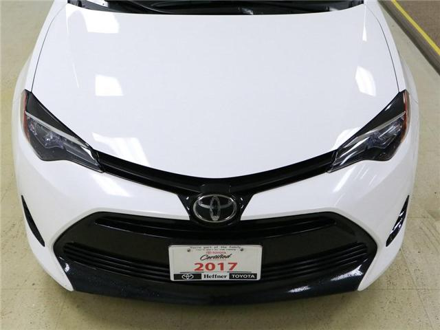 2017 Toyota Corolla  (Stk: 186195) in Kitchener - Image 25 of 28