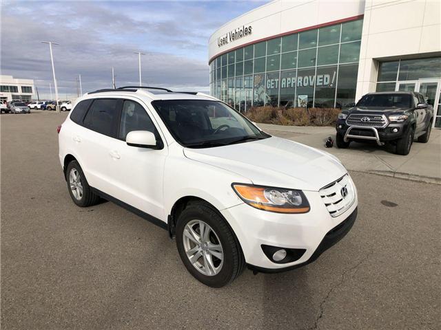 2010 Hyundai Santa Fe Limited 3.5 (Stk: 2801846A) in Calgary - Image 2 of 15