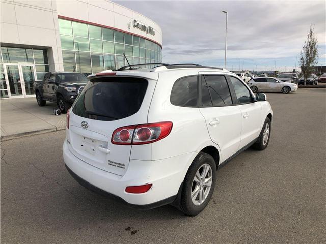 2010 Hyundai Santa Fe Limited 3.5 (Stk: 2801846A) in Calgary - Image 8 of 15
