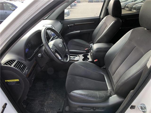 2010 Hyundai Santa Fe Limited 3.5 (Stk: 2801846A) in Calgary - Image 9 of 15