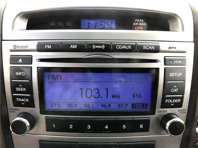 2010 Hyundai Santa Fe Limited 3.5 (Stk: 2801846A) in Calgary - Image 12 of 15