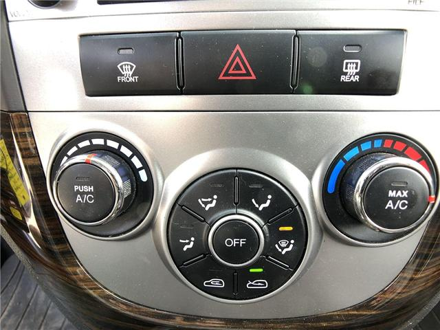 2010 Hyundai Santa Fe Limited 3.5 (Stk: 2801846A) in Calgary - Image 13 of 15