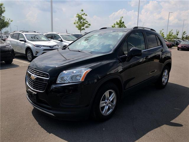 2014 Chevrolet Trax 2LT (Stk: D181551B) in Mississauga - Image 3 of 22