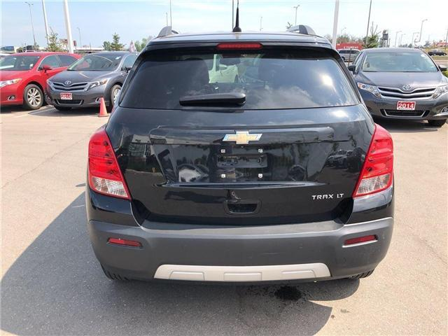 2014 Chevrolet Trax 2LT (Stk: D181551B) in Mississauga - Image 6 of 22