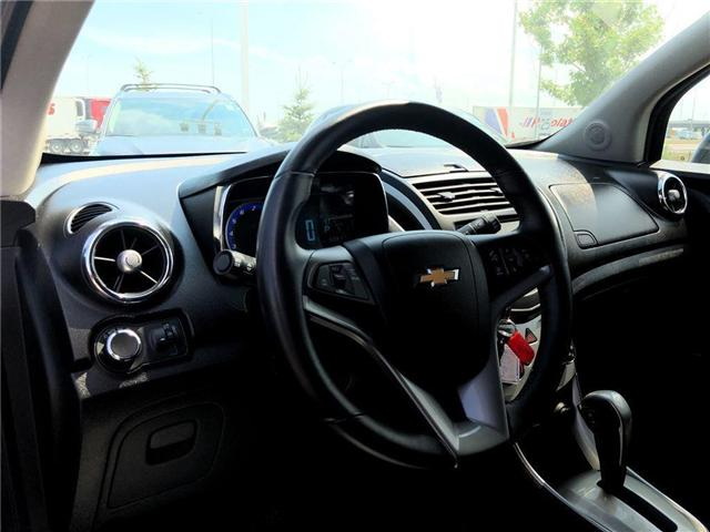 2014 Chevrolet Trax 2LT (Stk: D181551B) in Mississauga - Image 11 of 22