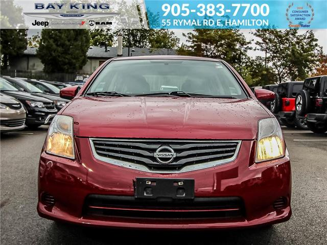 2012 Nissan Sentra  (Stk: 6603A) in Hamilton - Image 2 of 17