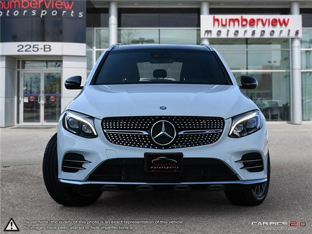 2017 Mercedes-Benz AMG GLC 43 Base (Stk: 18HMS540) in Mississauga - Image 2 of 27