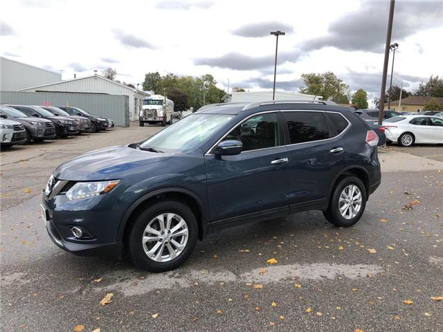 2015 Nissan Rogue SV (Stk: U25318) in Goderich - Image 1 of 18