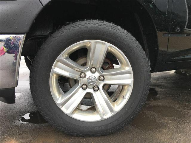 2012 RAM 1500 ST 4X4 DOUBLE CAB ALLOY WHEELS, TINT, BED LINER, H (Stk: 42059A) in Brampton - Image 2 of 26