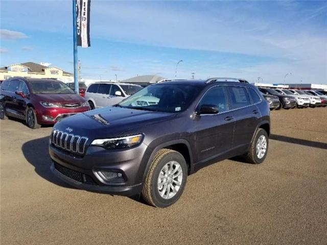 2019 Jeep Cherokee North (Stk: ST034) in  - Image 2 of 17