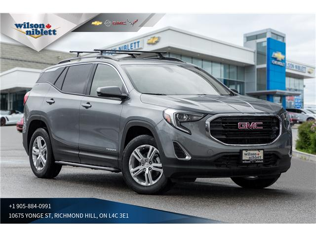 2018 GMC Terrain SLE Diesel (Stk: 322203) in Richmond Hill - Image 1 of 21