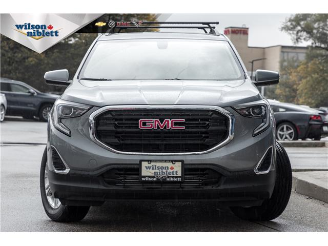 2018 GMC Terrain SLE Diesel (Stk: 322203) in Richmond Hill - Image 2 of 21