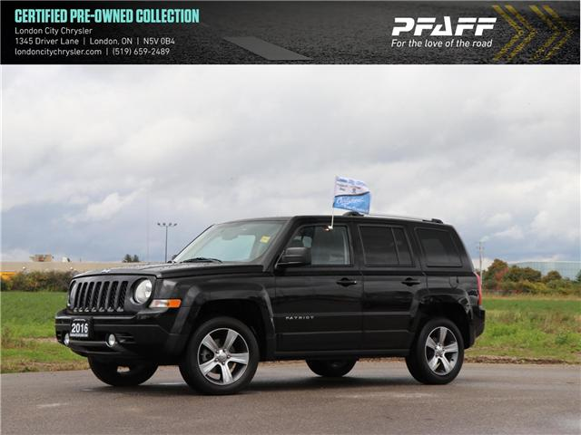 2016 Jeep Patriot  (Stk: 8547A) in London - Image 1 of 22