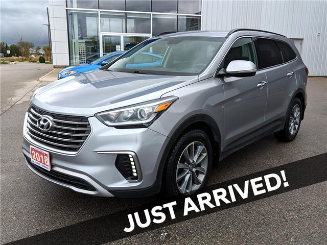 2018 Hyundai Santa Fe XL Premium (Stk: 85082) in Goderich - Image 1 of 19