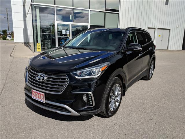 2018 Hyundai Santa Fe XL Luxury (Stk: 85071) in Goderich - Image 1 of 19