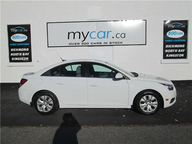 2014 Chevrolet Cruze 1LT (Stk: 181555) in Kingston - Image 1 of 13