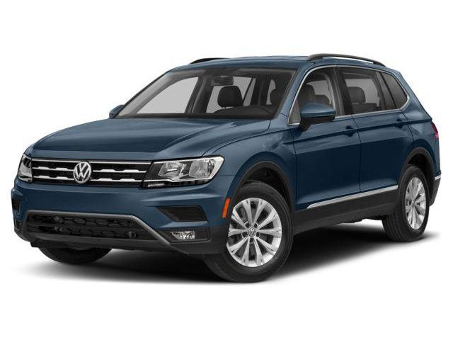 2018 Volkswagen Tiguan Highline (Stk: JT203284) in Surrey - Image 1 of 9