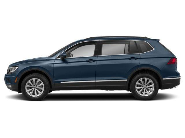 2018 Volkswagen Tiguan Highline (Stk: JT203284) in Surrey - Image 2 of 9