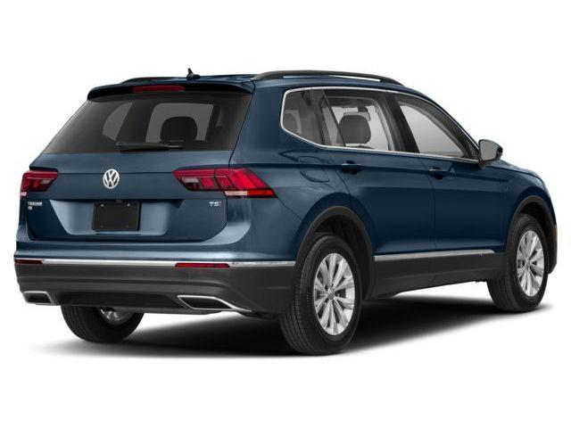 2018 Volkswagen Tiguan Highline (Stk: JT203284) in Surrey - Image 3 of 9