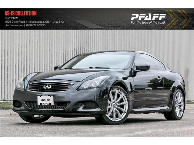 2010 Infiniti G37 Sport (Stk: 21428A) in Mississauga - Image 1 of 22