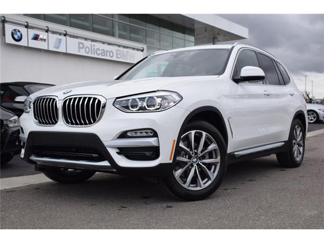 2019 BMW X3 xDrive30i (Stk: 9D96201) in Brampton - Image 1 of 12